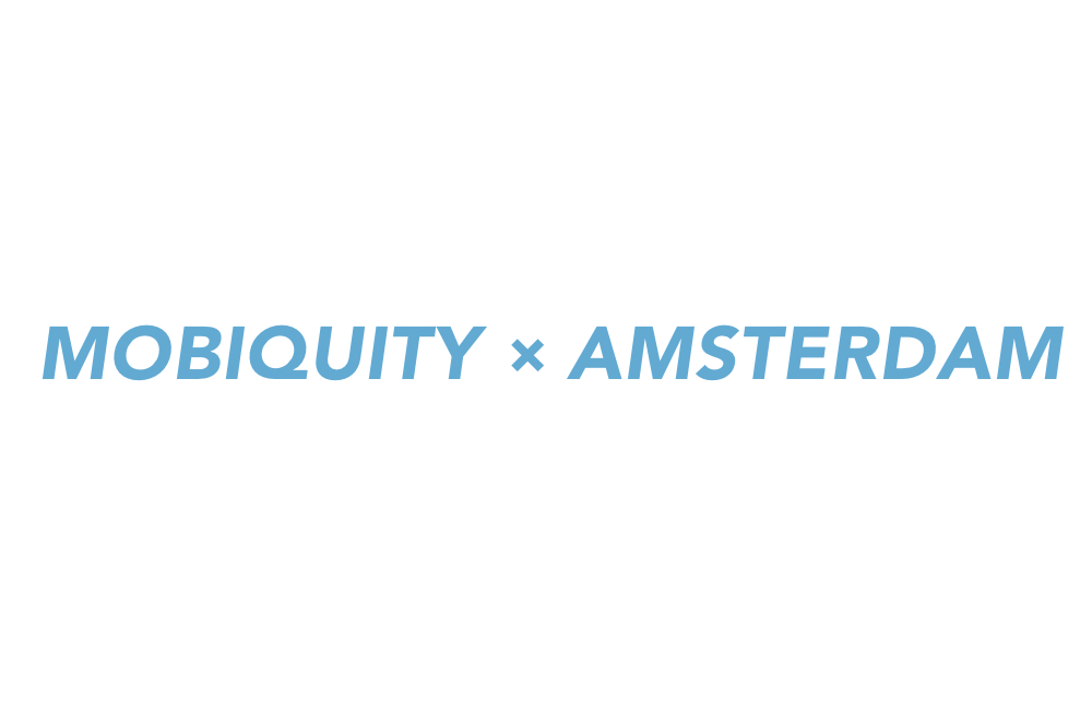 Mobiquity X Amsterdam